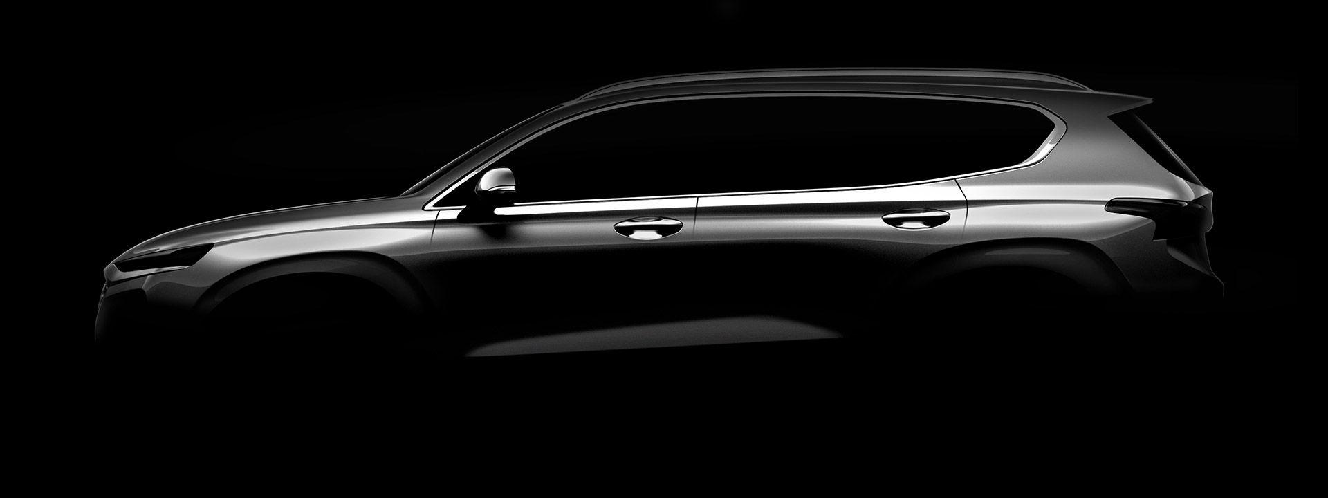 Hyundai Motor presenta la cuarta generación de Santa Fe