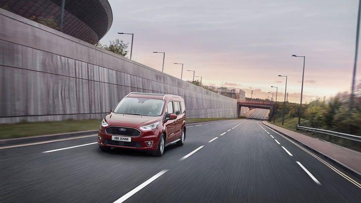 Revolución para los nuevos modelos Ford Tourneo
