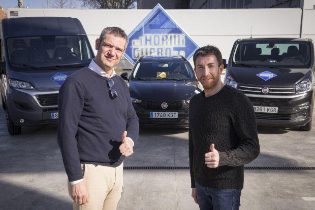 Fiat, proveedor tecnológico de 'El Hormiguero 3.0'