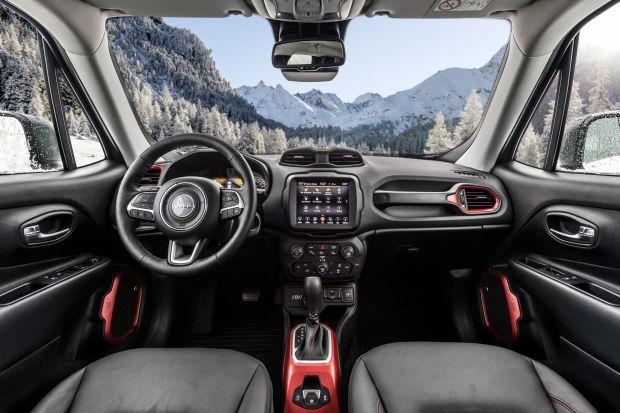 Jeep Renegade 2018: más conectividad y funcionalidad