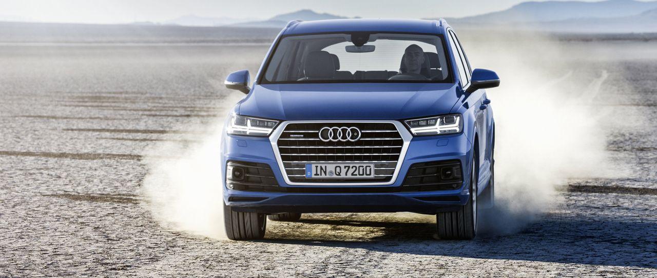 Audi, de nuevo líder en ventas de vehículos con tracción a las cuatro ruedas en España