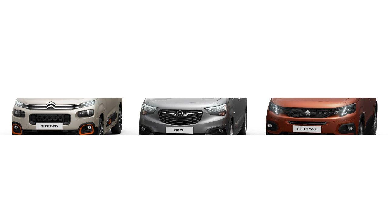 Creador del segmento de los ludospaces, Groupe PSA lanza una nueva generación de vehículos para sus marcas Peugeot, Citroën y Opel/Vauxhall