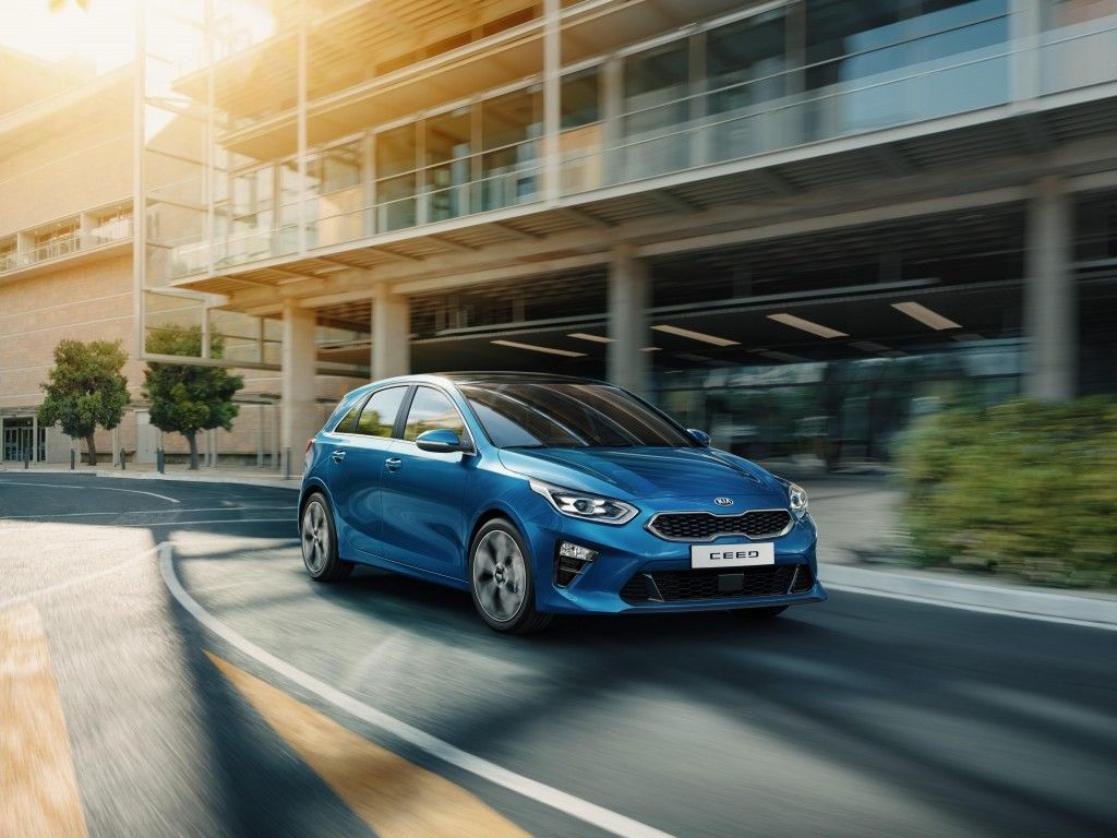 Fabricado en Europa: un nuevo Kia Ceed innovador