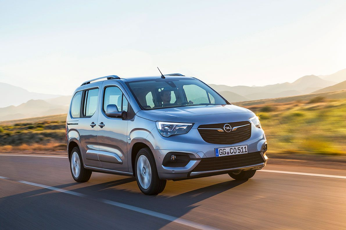 El nuevo mejor amigo de las familias: el innovador Opel Combo Life