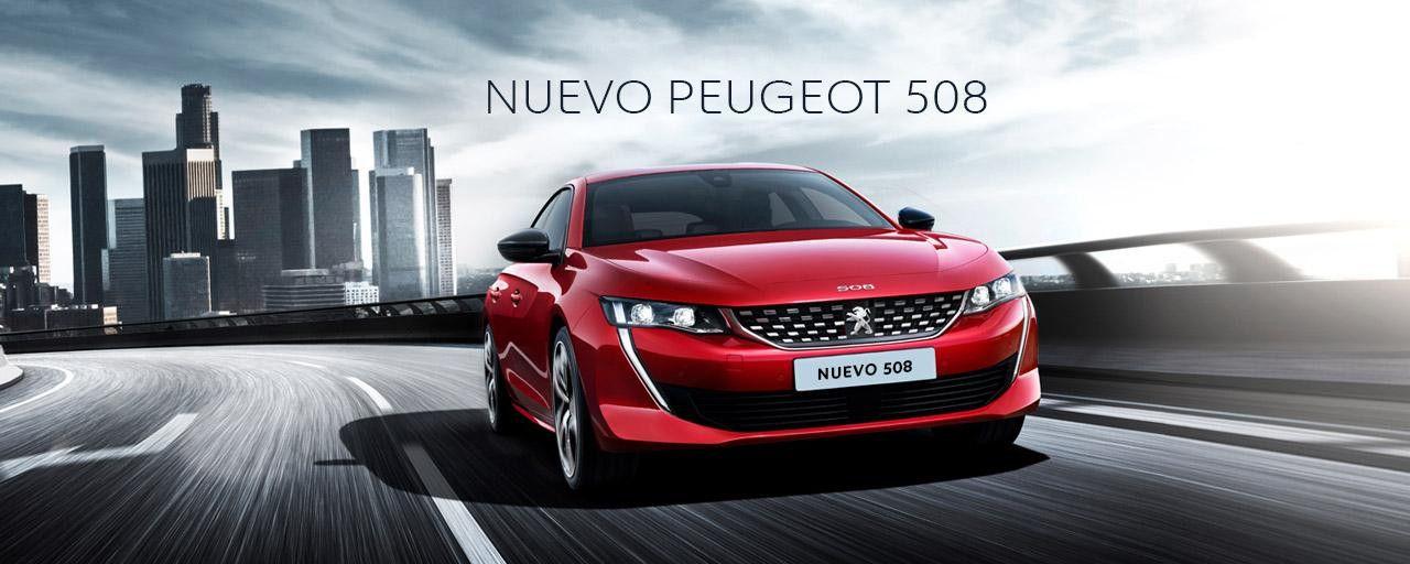 NUEVO PEUGEOT 508.