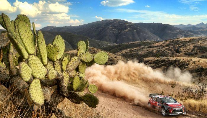 LOS C3 WRC DE CAMINO A LAS NUBES