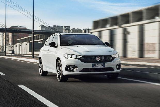 Fiat supera las 5.000 unidades y entra en el top 10 de febrero