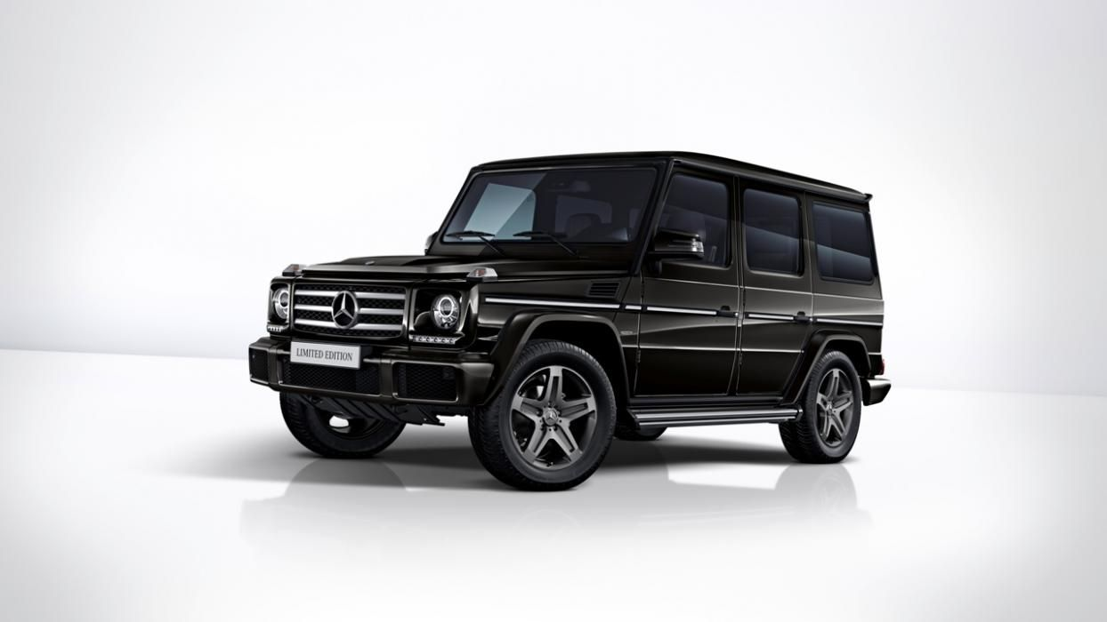 Mercedes-AMG G 63, ¡la mayor de las bestias!