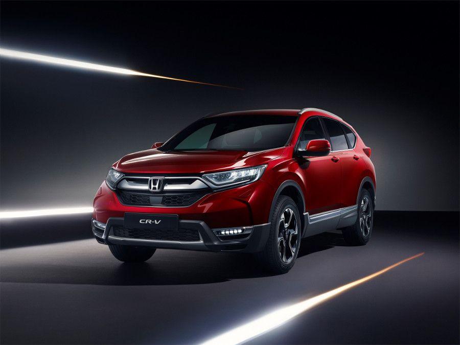 Honda calienta motores para el Salón de Ginebra