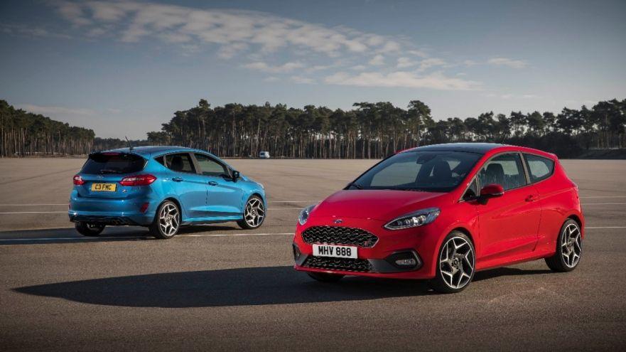 El Nuevo Ford Fiesta ST Ofrece Un Diferencial Autoblocante