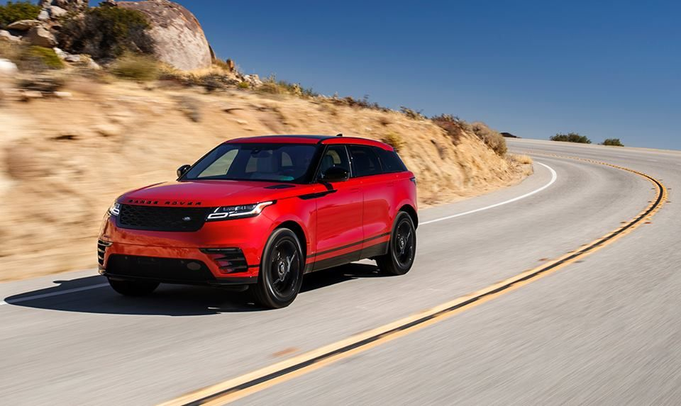 Descubre el Range Rover Velar