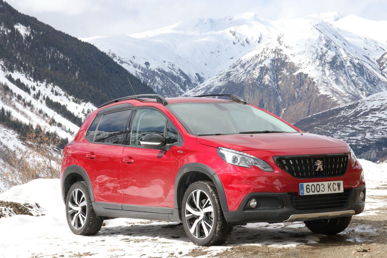 La gama SUV líder se enfrenta con éxito a la nieve, el hielo y el barro en el Valle de Arán