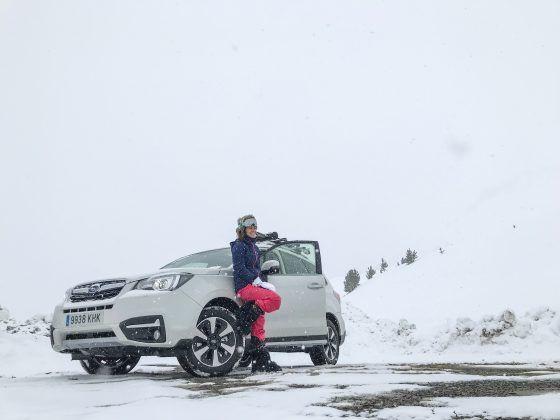 Mi mejor invierno con Subaru en Boí Taüll