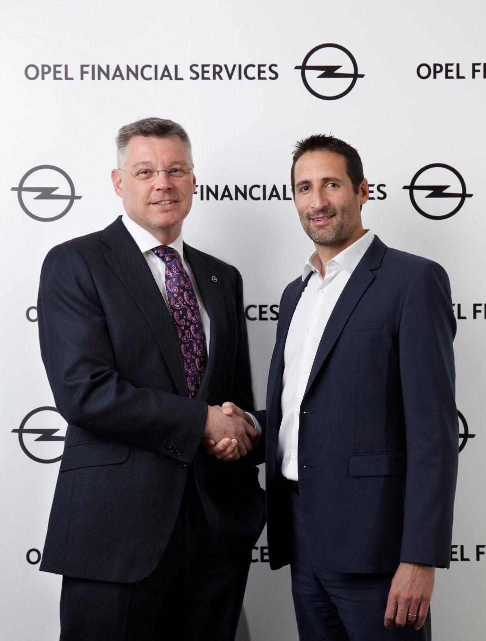 Opel lanza su propia actividad financiera en España: Opel Financial Services