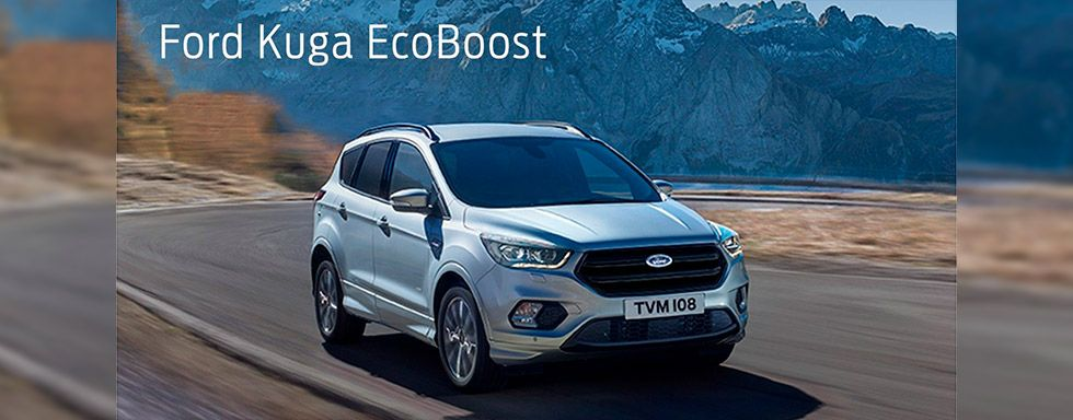 FORD KUGA ECOBUST