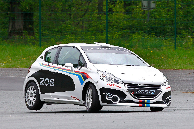 Premio de ensueño para el vencedor final de la Peugeot Rally Cup Ibérica