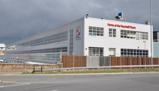 Inversión en la planta de Luton para fabricar el nuevo Opel/Vauxhall Vivaro a partir de 2019