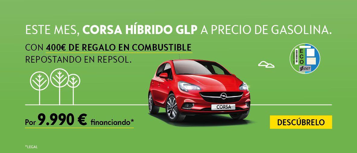Semana del Opel Corsa en Andalucía desde 9.100€