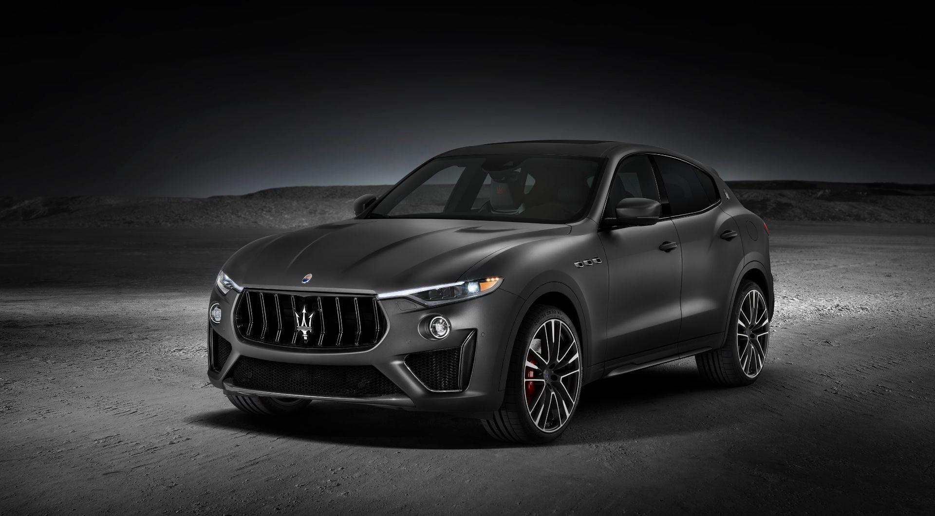 Estreno mundial del Maserati Levante Trofeo en el Salón Internacional del Automóvil de Nueva York 2018
