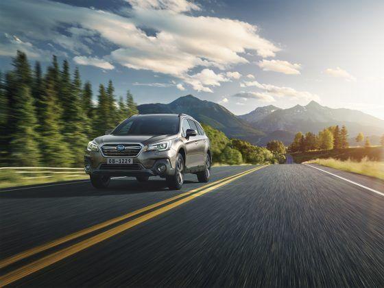 Llega la versión Executive Plus-S del Subaru Outback