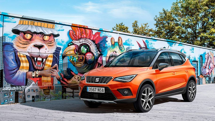 El Nuevo SEAT Arona gana el Red Dot Award Product Design 2018
