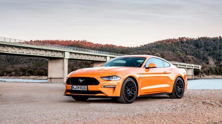 Ford Mustang conquista el mundo por tercer año consecutivo