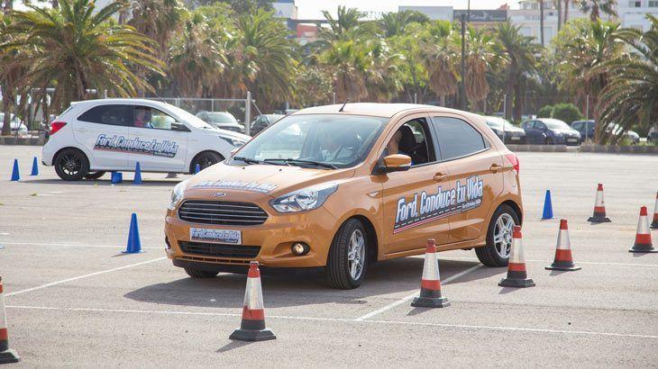 'Ford, Conduce tu Vida' celebra su edición 2018 en Santiago de Compostela