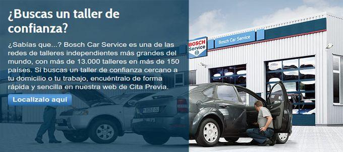 Bosch Car Service - La red de talleres de confianza