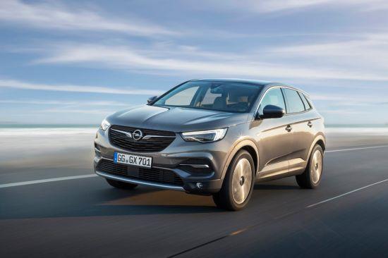 Nuevo motor diesel de 1.5 litros para el Opel Grandland X