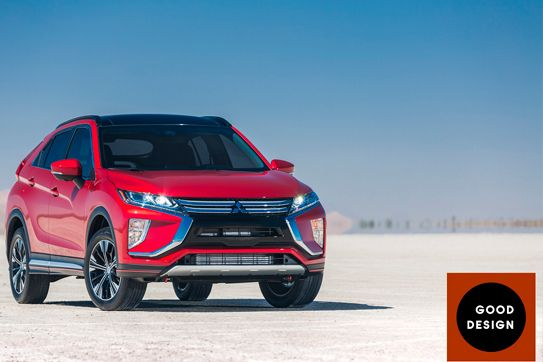 LOS MITSUBISHI ECLIPSE CROSS Y GT-PHEV CONCEPT, PREMIADOS EN LOS PRESTIGIOSOS GOOD DESIGN AWARDS