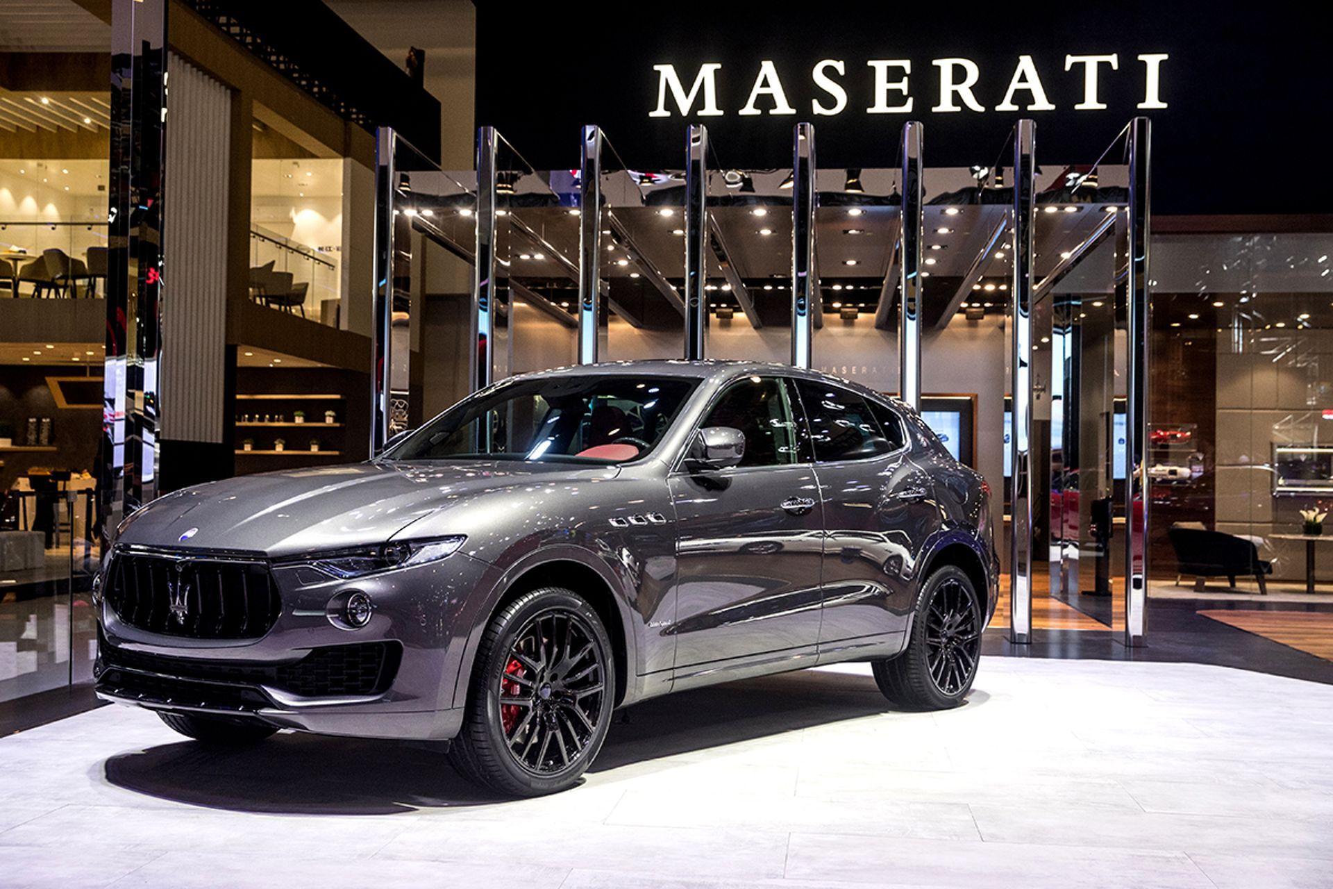 Maserati presenta la gama MY18 con los acabados GranLusso y GranSport en el Auto China 2018