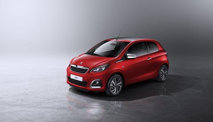 Peugeot 108: urbano, ecológico y a la moda