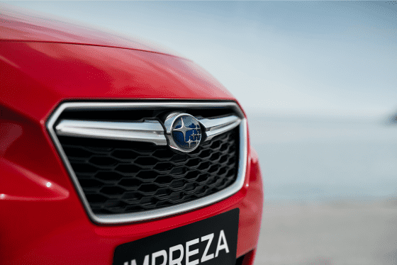 Subaru entra en el TOP FIVE de marcas mejor valoradas en el GEOM Index