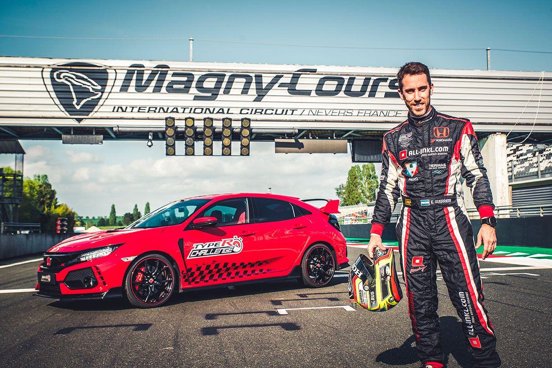 ¡Empieza el Type R Challenge 2018: nuevo récord!