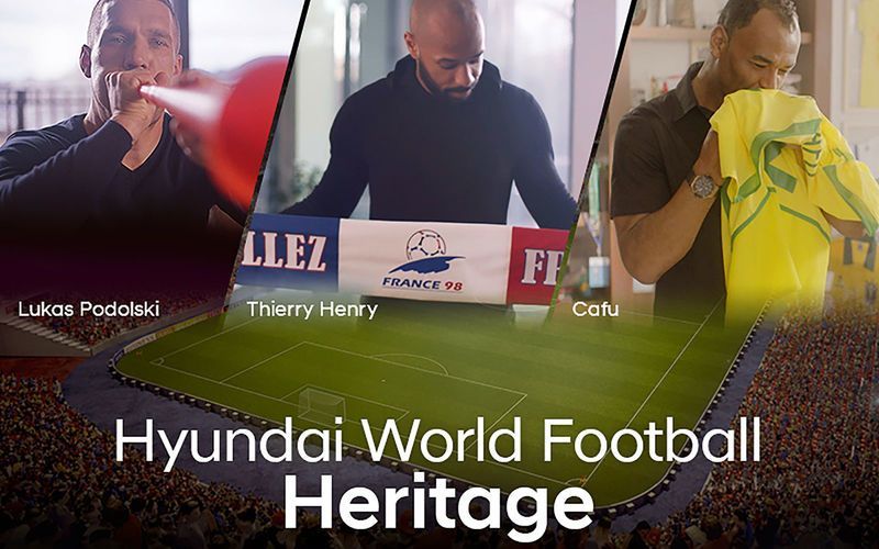 Hyundai Patrimonio del Fútbol Mundial