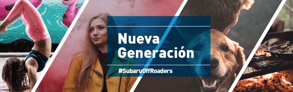 Arranca la revolución… ¡Así es la nueva generación #SubaruOffRoaders!