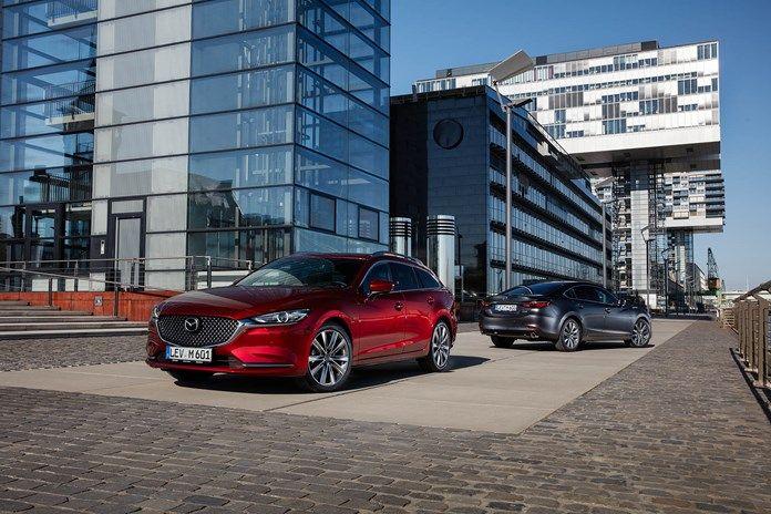 Mazda presenta el nuevo Mazda6 en Madrid Auto 2018