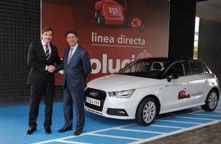 Audi acerca su experiencia de marca a los clientes de Línea Directa Aseguradora