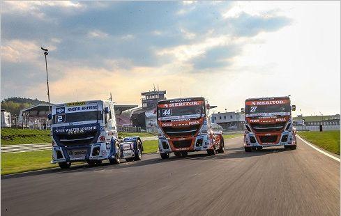 Inmejorable comienzo de temporada para el Bullen de IVECO Magirus alzándose con el Gran Premio de Italia ETRC 2018 en el Circuito Mundial de Misano