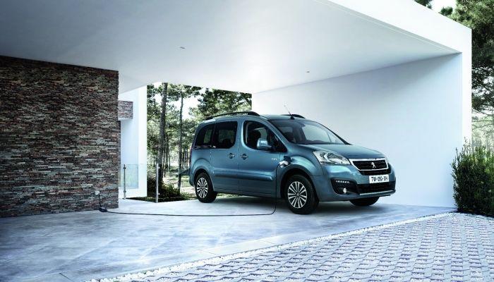 Peugeot, única marca que dispone de 5 tipos de vehículos eléctricos