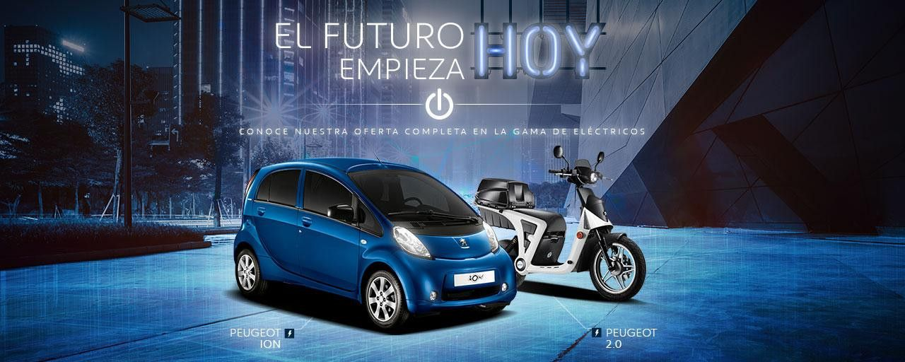 EL FUTURO EMPIEZA HOY.