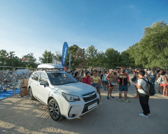 Dos campeones mundiales medirán fuerzas en el Subaru Duatlón Cross