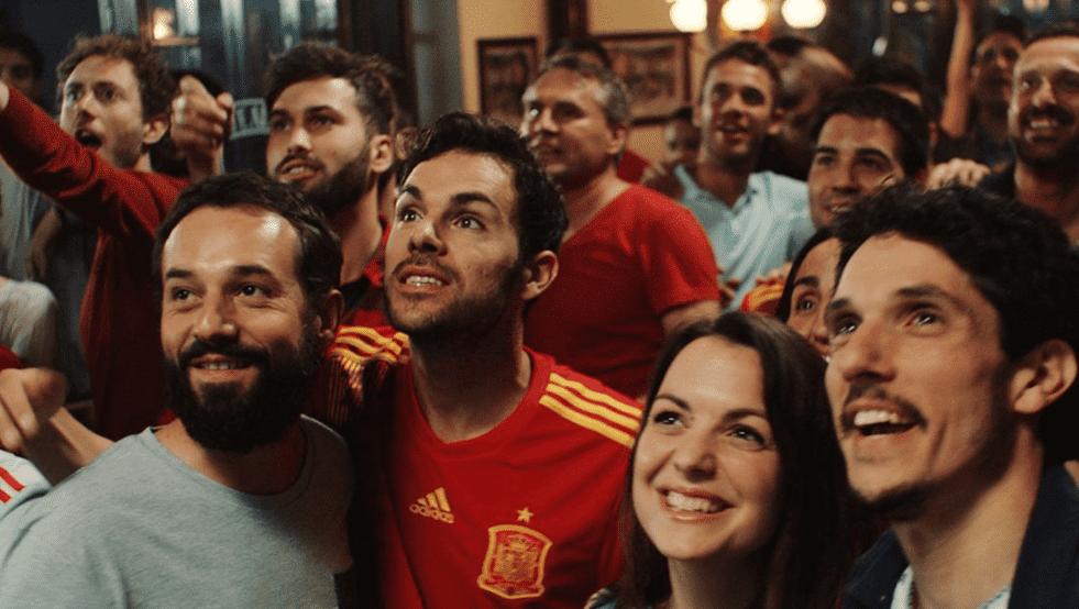 Spot de SEAT con la Selección Española de Fútbol