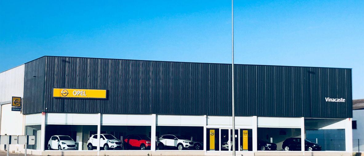 Opel Vinacaste, Servicio Opel en VInarós