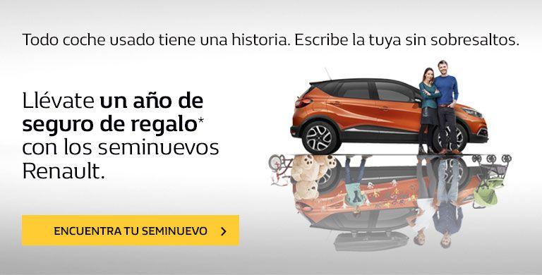 RENAULT VEHÍCULOS DE OCASIÓN