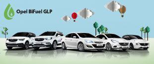 [Opel] GAMA OPEL GLP AUTOGAS List