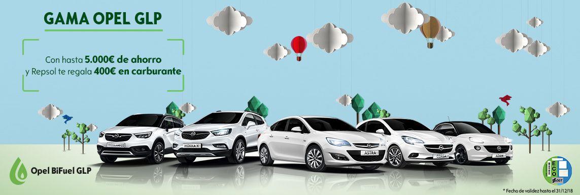 [Opel] GAMA OPEL GLP AUTOGAS Header