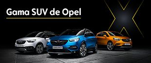 [Opel] GAMA X List