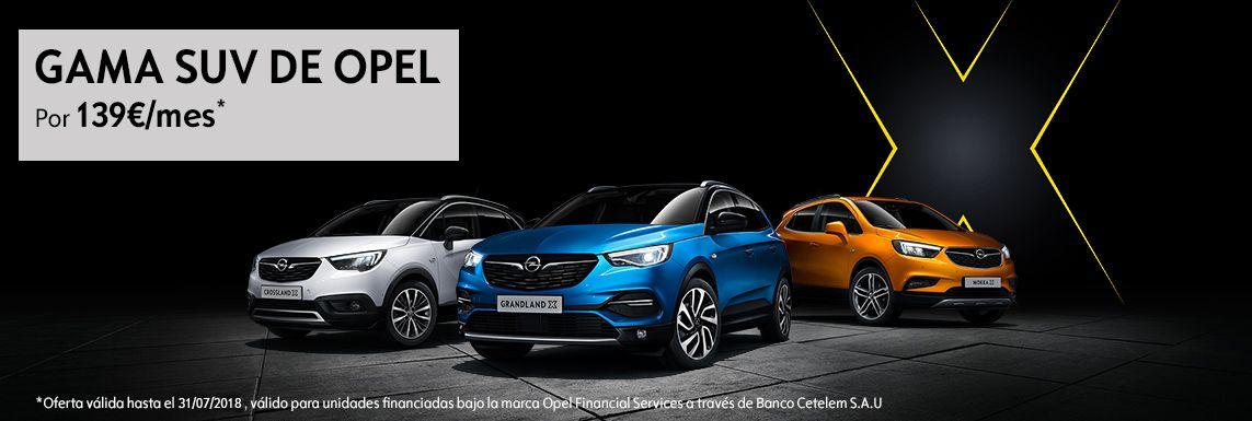 [Opel] GAMA X Header