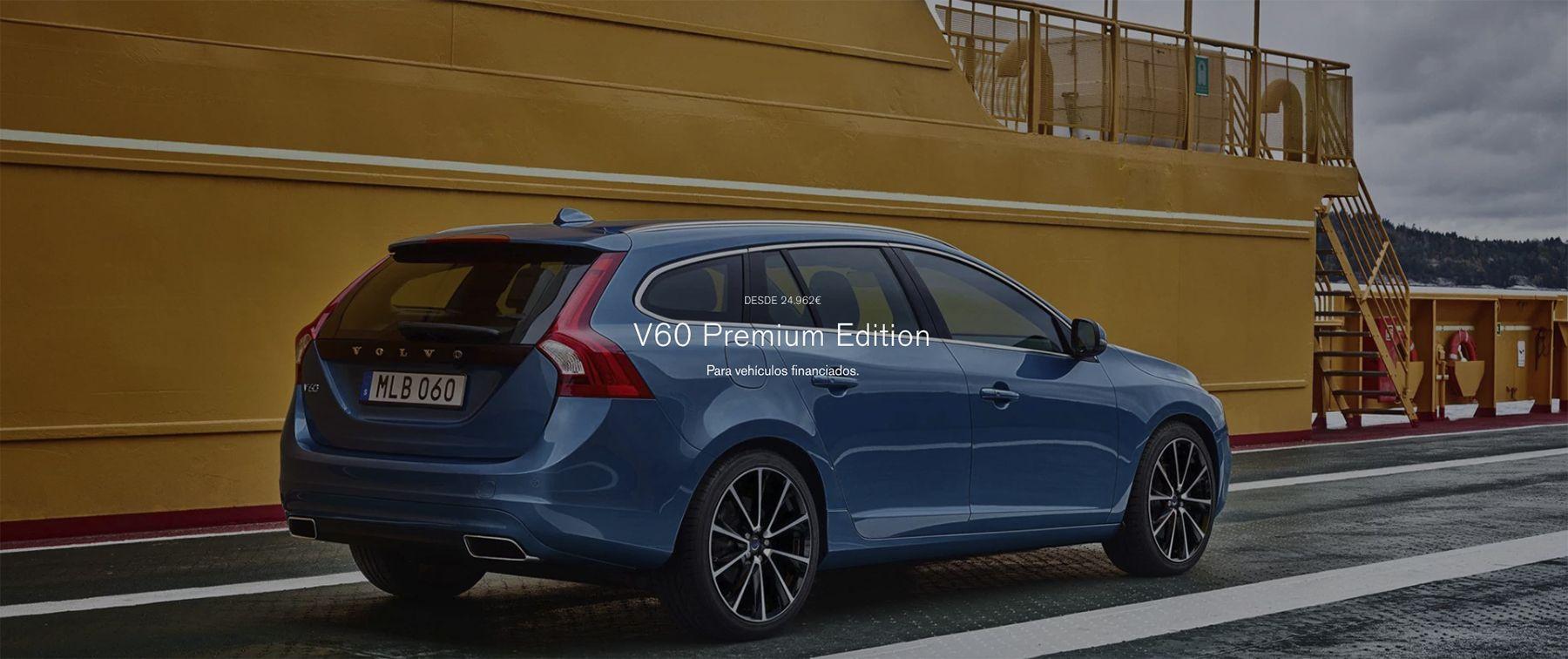 V60 Premium Edition desde 24.962€